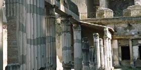 Herculaneum - Pompeii
