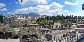 Herculaneum - Vesuvius