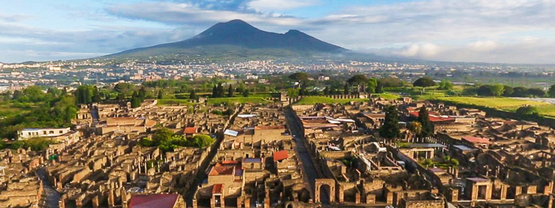Pompeii tour from Naples