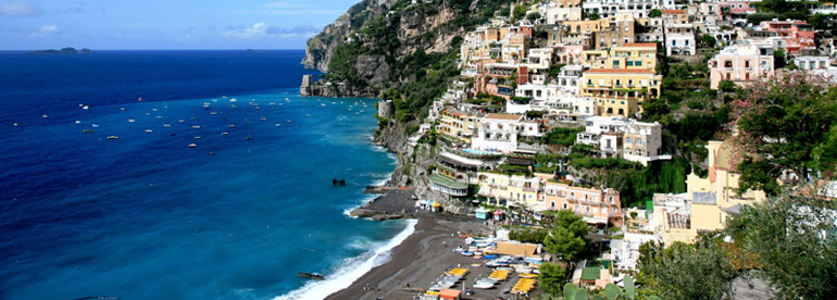 Amalfi Coast Tours From Rome